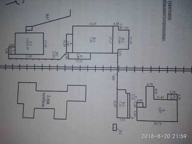 Аренда помещений на длит срок часть комплекса производств-складских