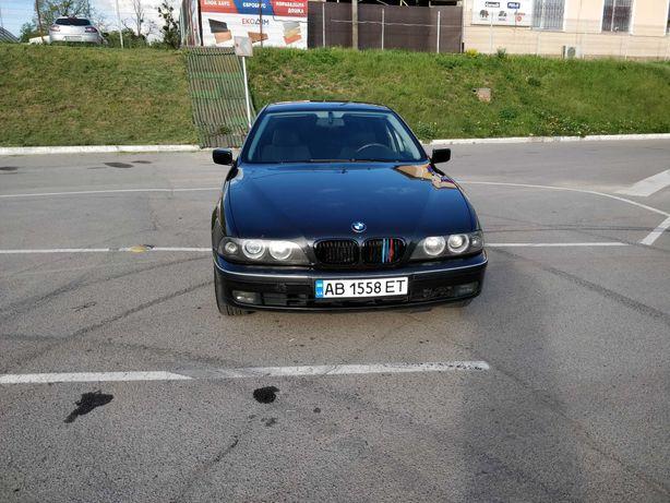 BMW 523i  1999рік Е39 (газ/бензин)