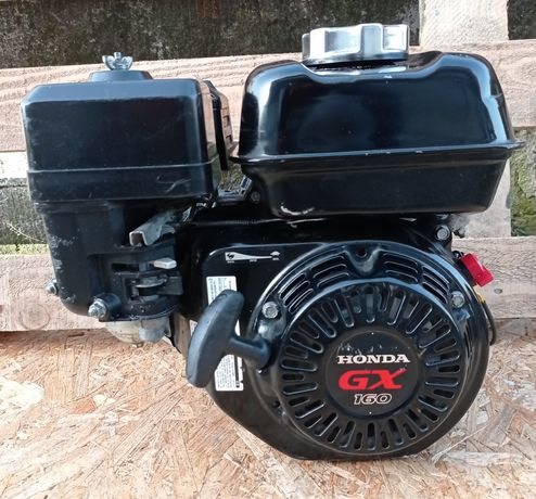 HONDA GX160 5KM Silnik z poziomym wałem Okazja Wysyłka
