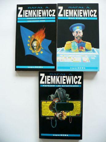 Ziemkiewicz - Walc stulecia, Czerwone dywany, Pieprzony los...