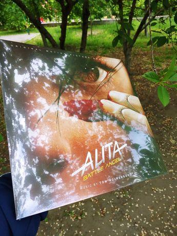 Виниловая пластинка Alita Battle Angel новая Алита Ангел