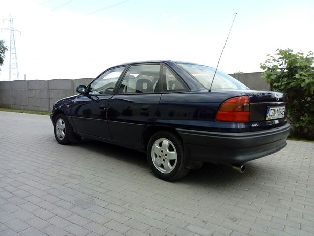Opel Astra 98r. 69000km