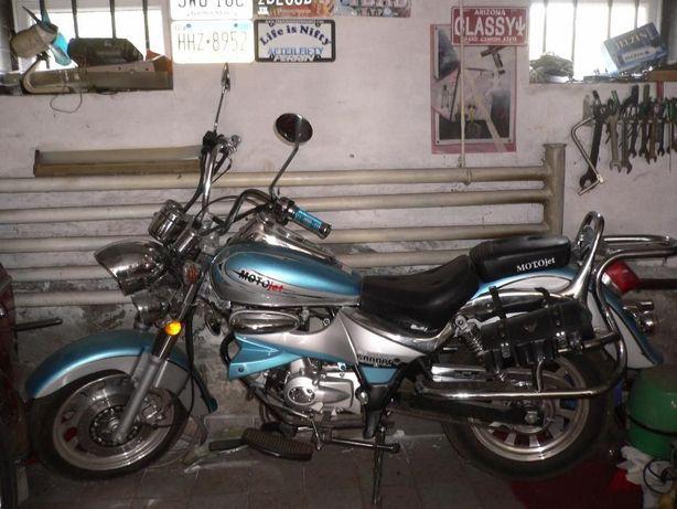 Мотоцикл Motojet