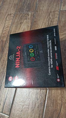 Rekorder Atomos Ninja II + 128Gb