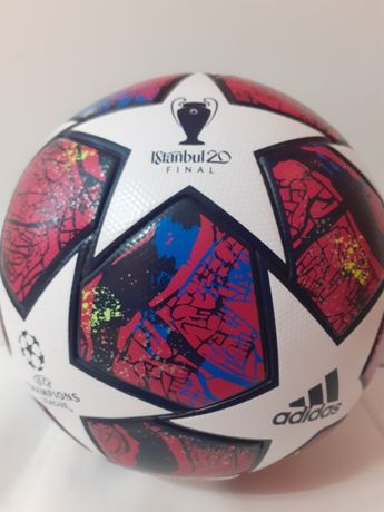 Футбольный мяч Лиги Чемпионов Adidas Finale Istanbul League FH7340.