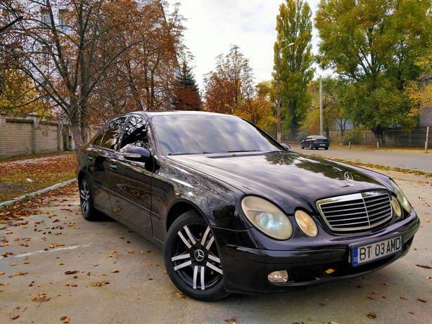 Mercedes 211 2.2 турбодизель