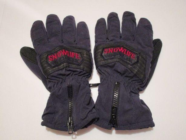 Горнолыжные женские перчатки Snowlife, б.у