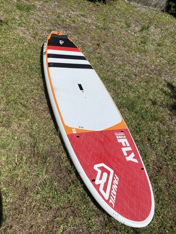 FANATIC SUP 9'6 - FLY PURE