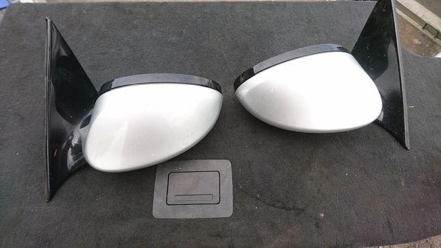 Bmw e92 lusterko Prawe Lewe e92 M pakiet Titansilber Metalic