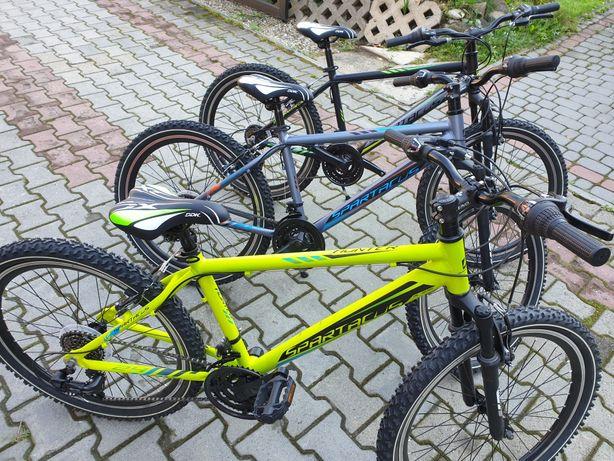 Nowy rower alu 24'