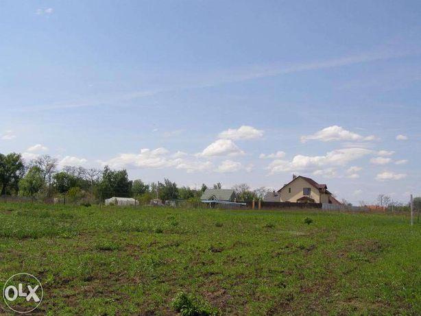 Участок в Бориспольском р-не с. Велика Старица 21 сотка 8000$