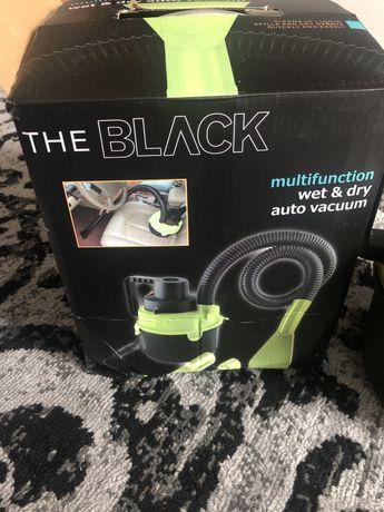 Автомобільний порохотяг The Black
