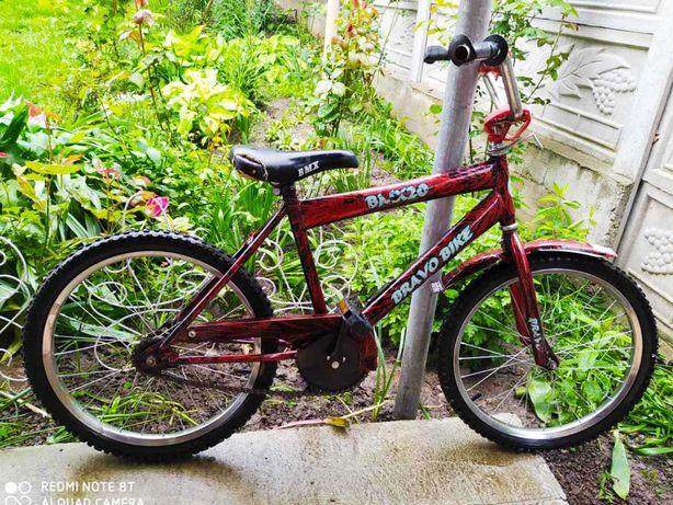 Дитячий велосипед BRAVO BIKE