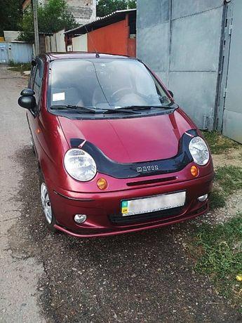 Продам авто Daewoo Matiz в идеальном состоянии
