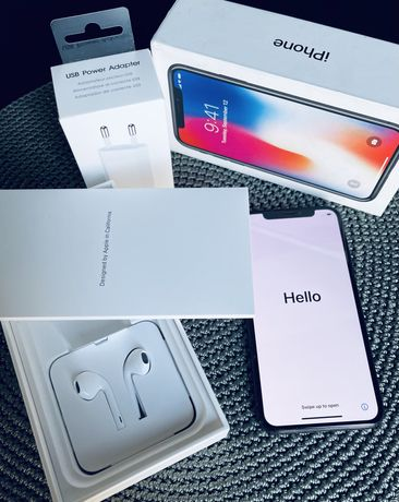 iPhone X 64 gb Space Gray
