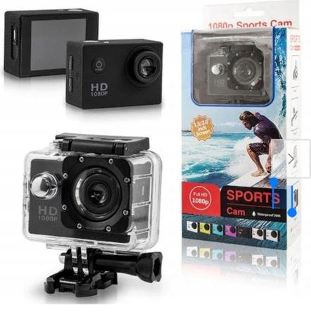 Kamera sportowa HD obudowa wodoodporna