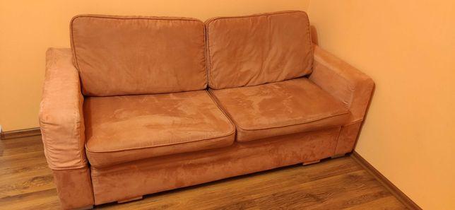 Komplet wypoczynkowy wypoczynek + dwa fotele