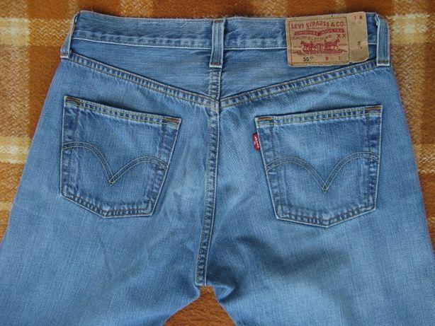джинси Levis 501 (W32 L34)вишлю безкошт.Укрпоштою