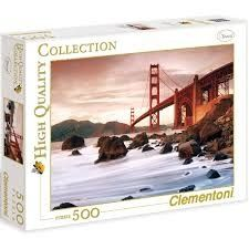 Clementoni 500 el. nowe