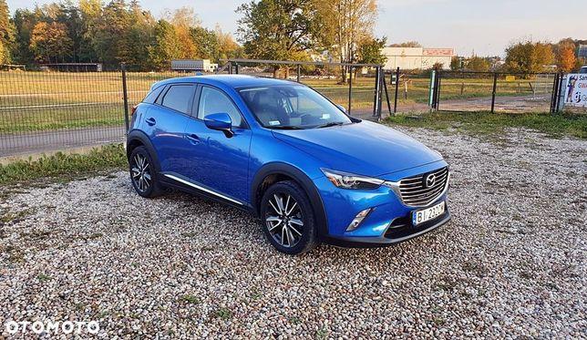 Mazda CX-3 Full Opcja 4x4 Skóra Led Head up BOSE Keyless