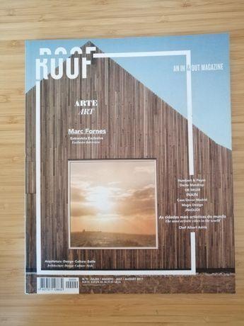 """Revista """"ROOF"""" n°9 Julho/Agosto 2017"""