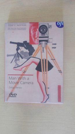 Człowiek z Kamerą, Man with a Movie Camera Dziga Vertov dvd