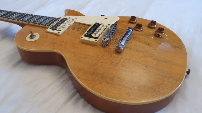 Epiphone Les Paul Birdseye 1996r. + case Unsung gitara elektryczna