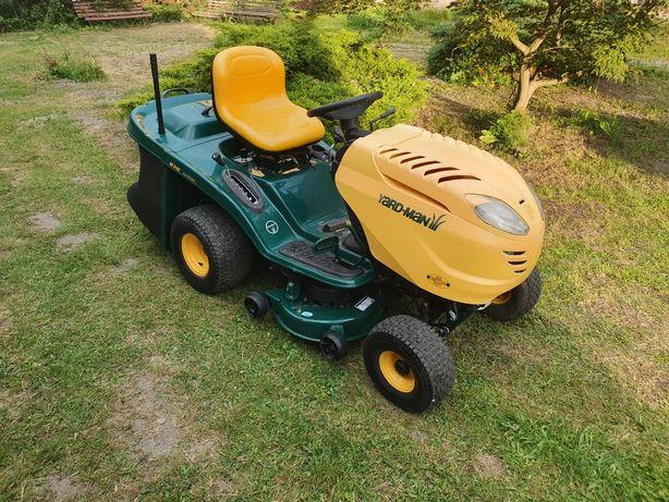 Traktorek kosiarka MTD Yard Man 16KM pompa oleju MANUAL *MIELEC*