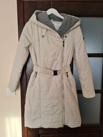 Płaszcz zimowy Carry, rozmiar S mało ubierany