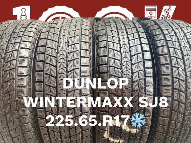 Шины БУ Зима Япония 225 60 65 R 17 Dunlop Yokohama Goodyear