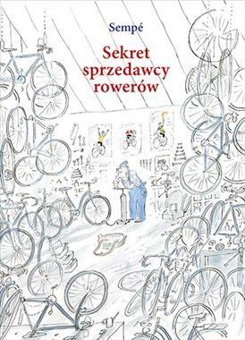 NOWA Sekret sprzedawcy rowerów
