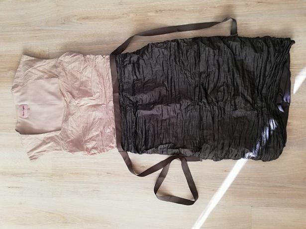 Sukienka 36 38 S M elegancka wyjściowa buissness praca