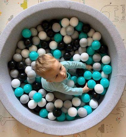 Детский сухой бассейн с шариками Voodi. Отправка в день заказа.