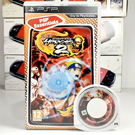 NARUTO Ultimate Ninja Heroes 2 SONY PSP #100