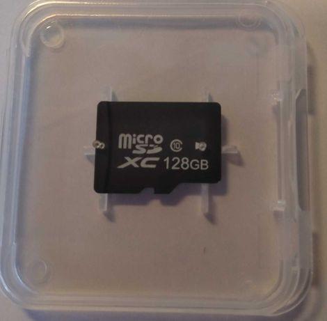 Карта памяти microSD XC 128 ГБ Оплата на почте