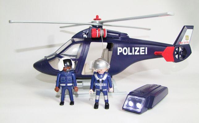 PLAYMOBIL 5178 Helikopter policyjny z latarką