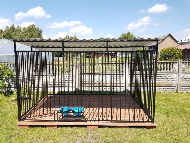 2x2m kojec panelowy dla psa i nie tylko dobrej jakości !!