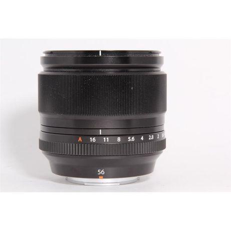 Lente Fujifilm 56mm 1.2, na cx estimada, ja fora da garantia