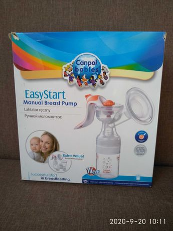 Laktator Canpol Babies Easy Start