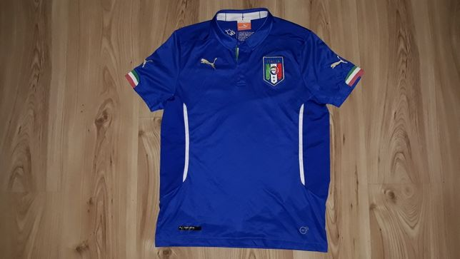 Koszulka Puma L 152 Włochy Italia reprezentacji