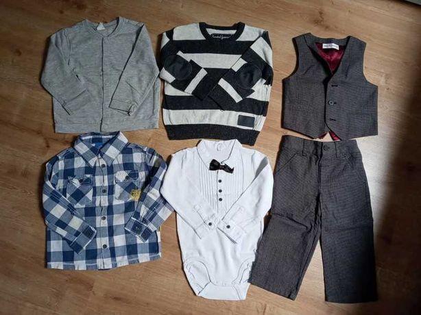 Zestaw ubrań dla chłopca 92/98