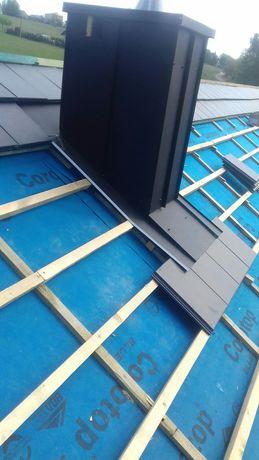 Budowa domów od podstaw dachy przekrywanie i remonty starych dachów