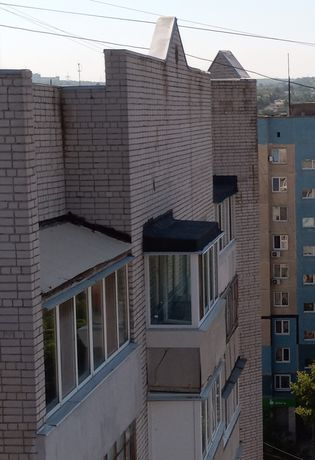 Ремонт балконов. Крыш.