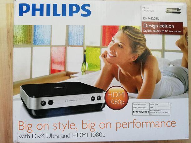 Odtwarzacz DVD Philips Dvp4320 FHD