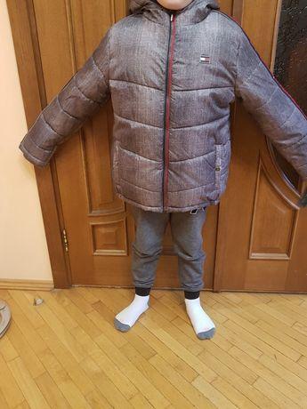 Куртка, парка, пуховик курточка Tommy Hilfiger