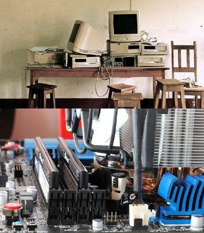 Składanie montaż komputerów / doradztwo / wybór komponentów / wycena