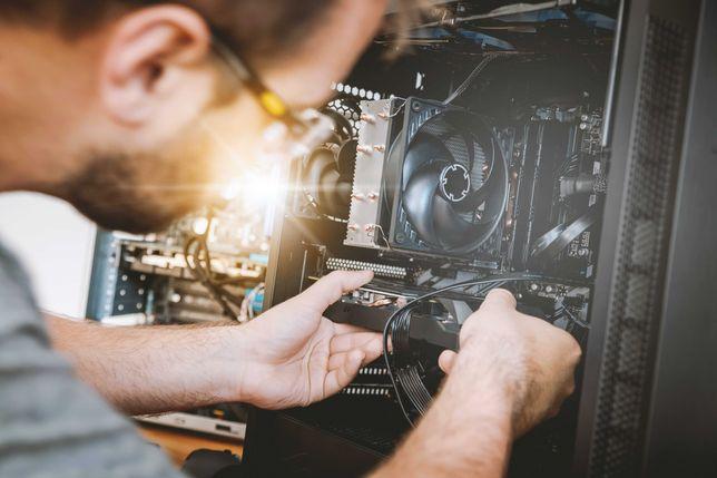 Reparação Manutenção Computadores