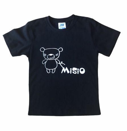 Koszulka z nadrukiem - Misio