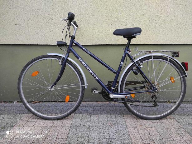 Rower miejski damski damka 28cali Peugeot