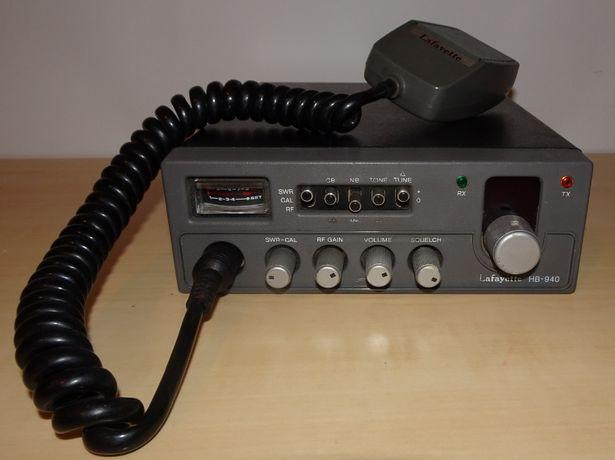 Vintage Lafayette HB-940 vintage CB-radio